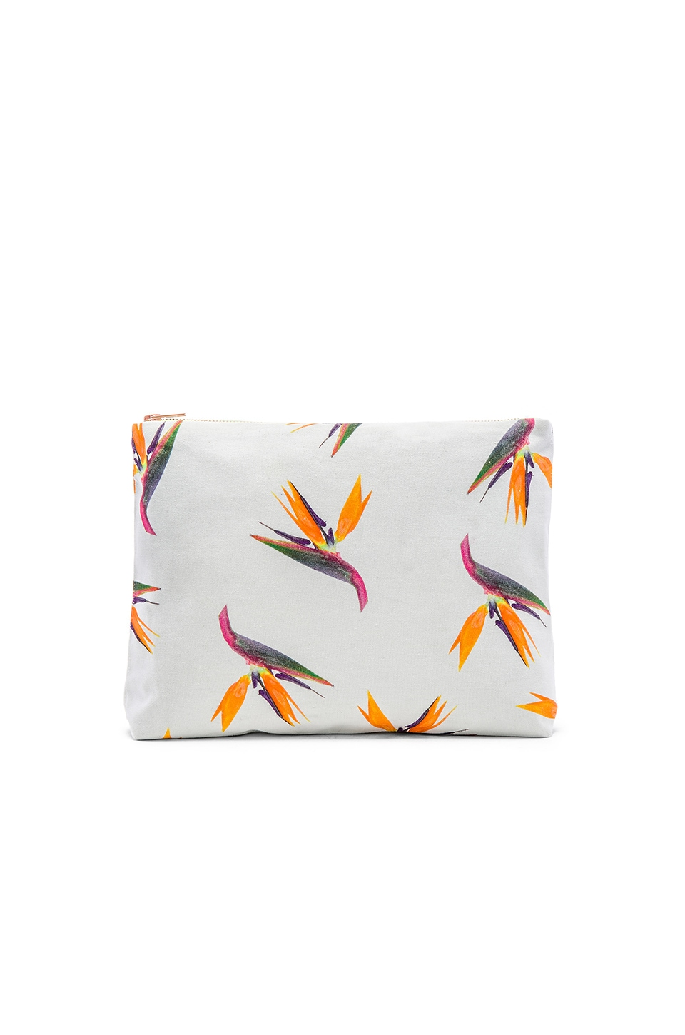 Samudra Birds of Paradise Pouch in Multi