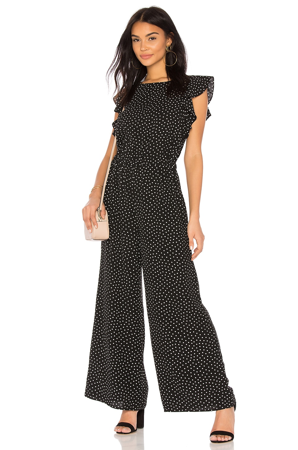 Sanctuary Antonella Jumpsuit in Sea Spray