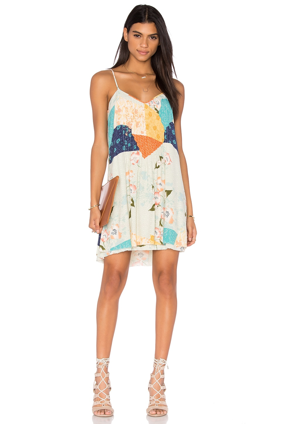 Sanctuary Spring Fling Dress in Far East Rising