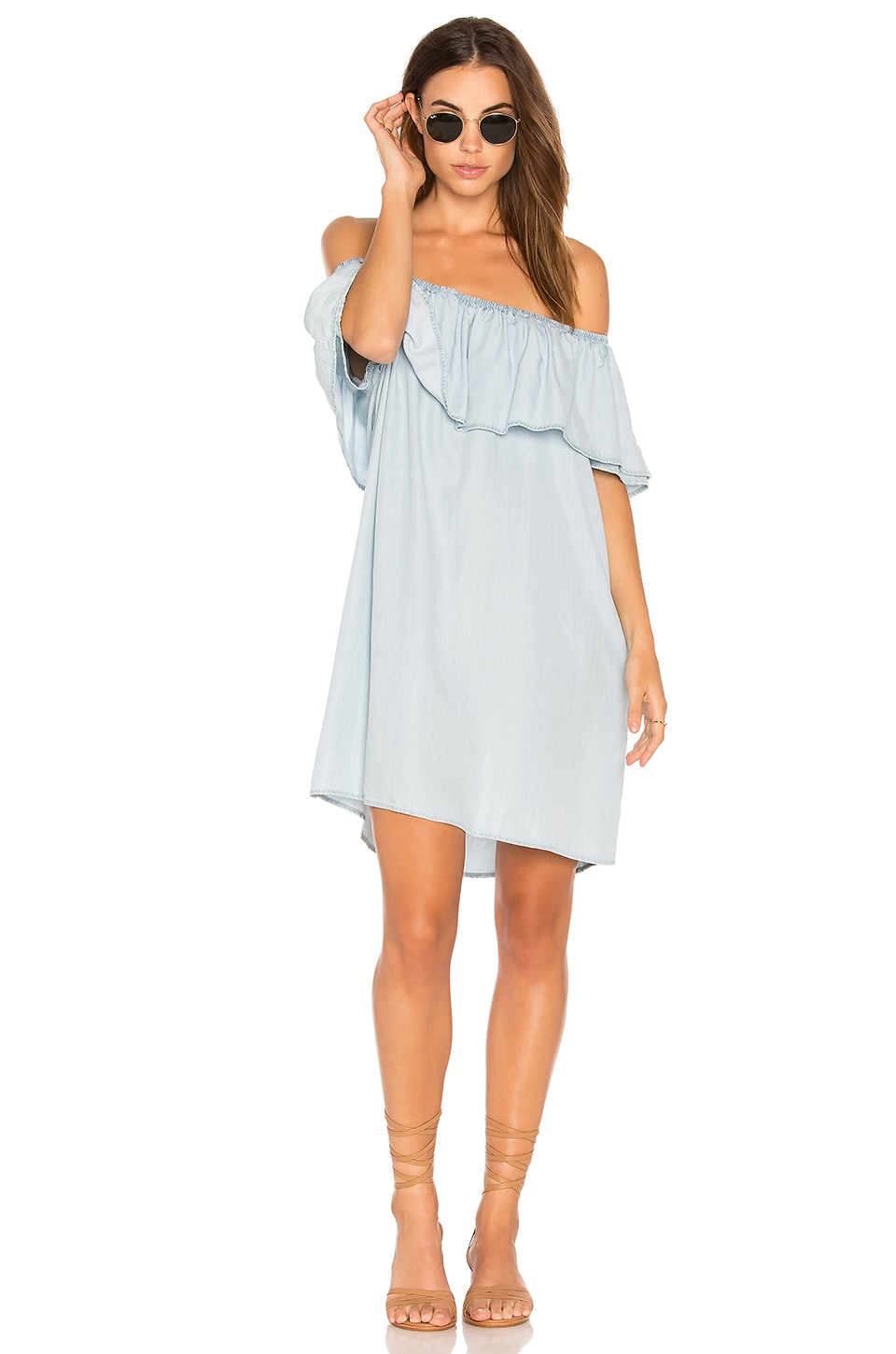 Sanctuary Stella Dress in Sun Bleached