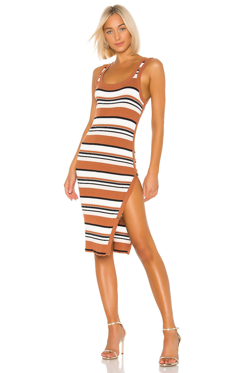 Sanctuary Sheyna Sweater Dress in Sierra Stripe