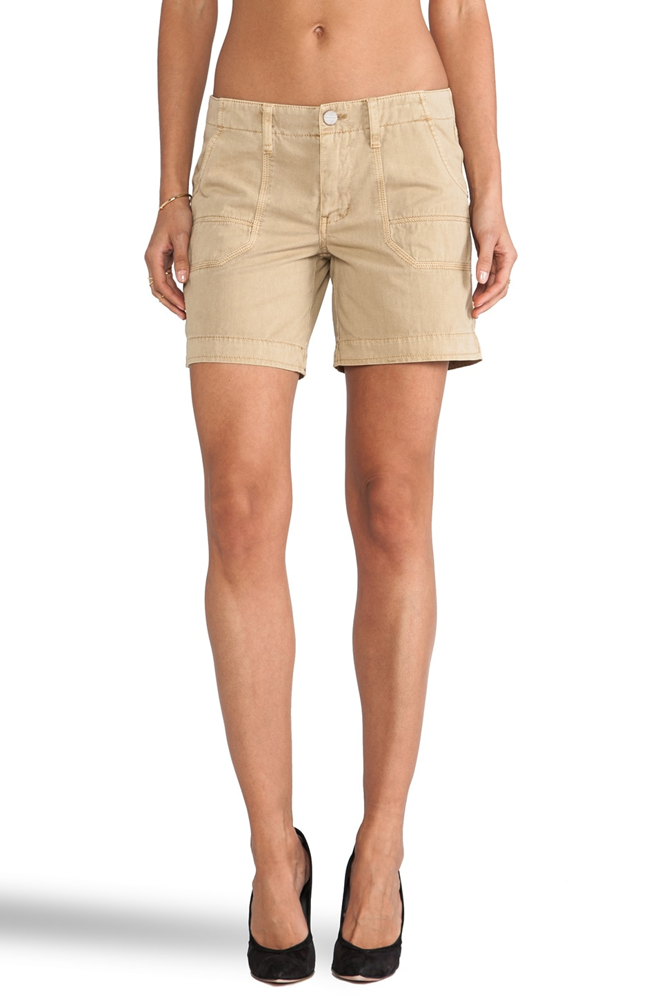 Sanctuary Classic Globe Trotter Short in Grass Lands