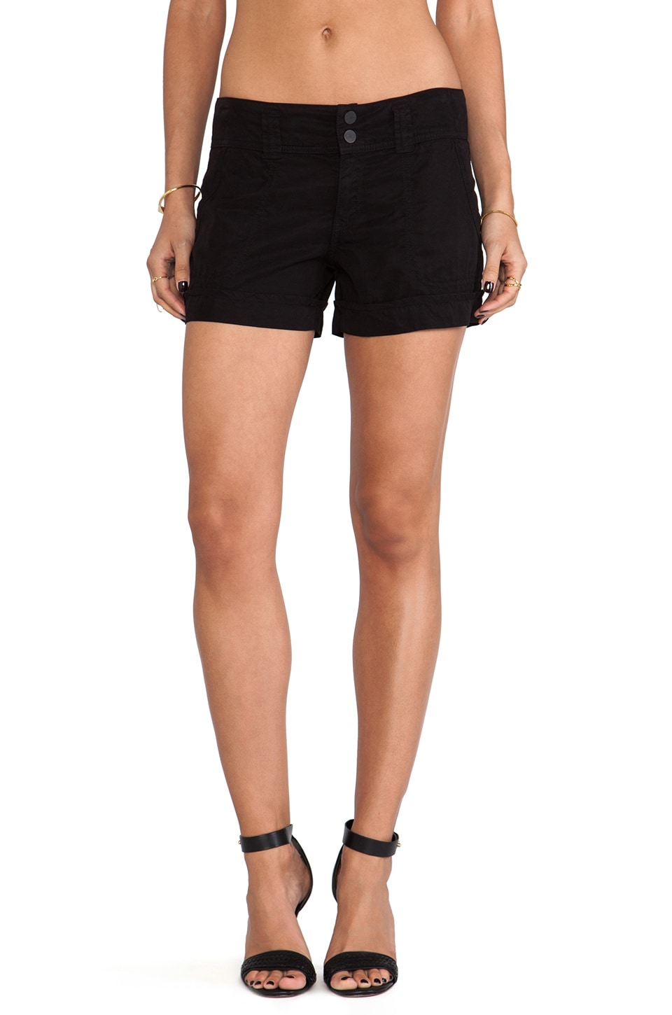 Sanctuary Venice Short in Black