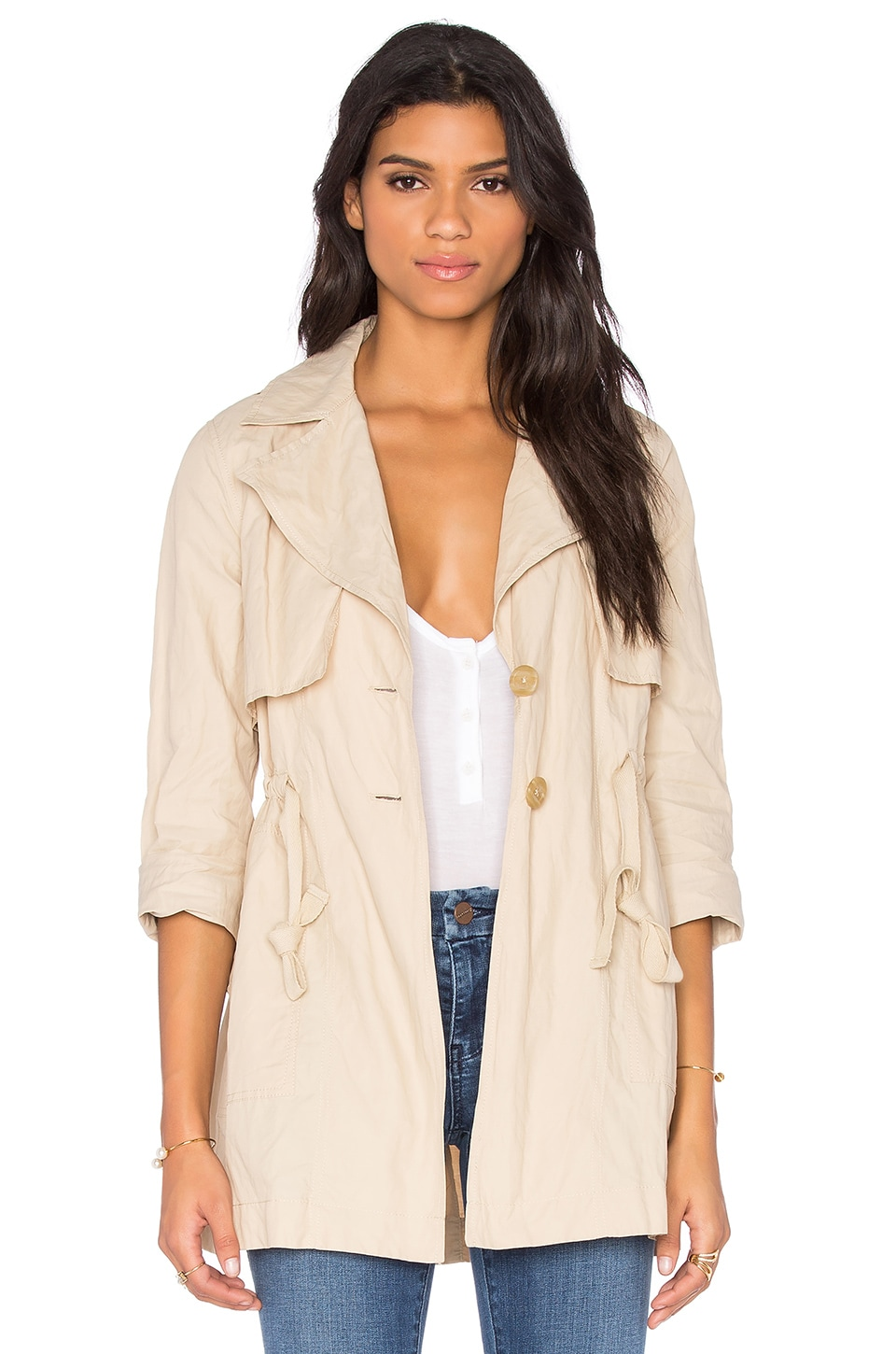 Jules Trench at REVOLVE