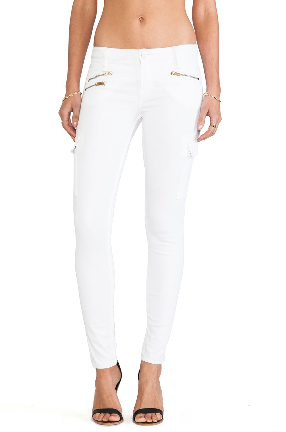 Sanctuary Civilian Pants in White