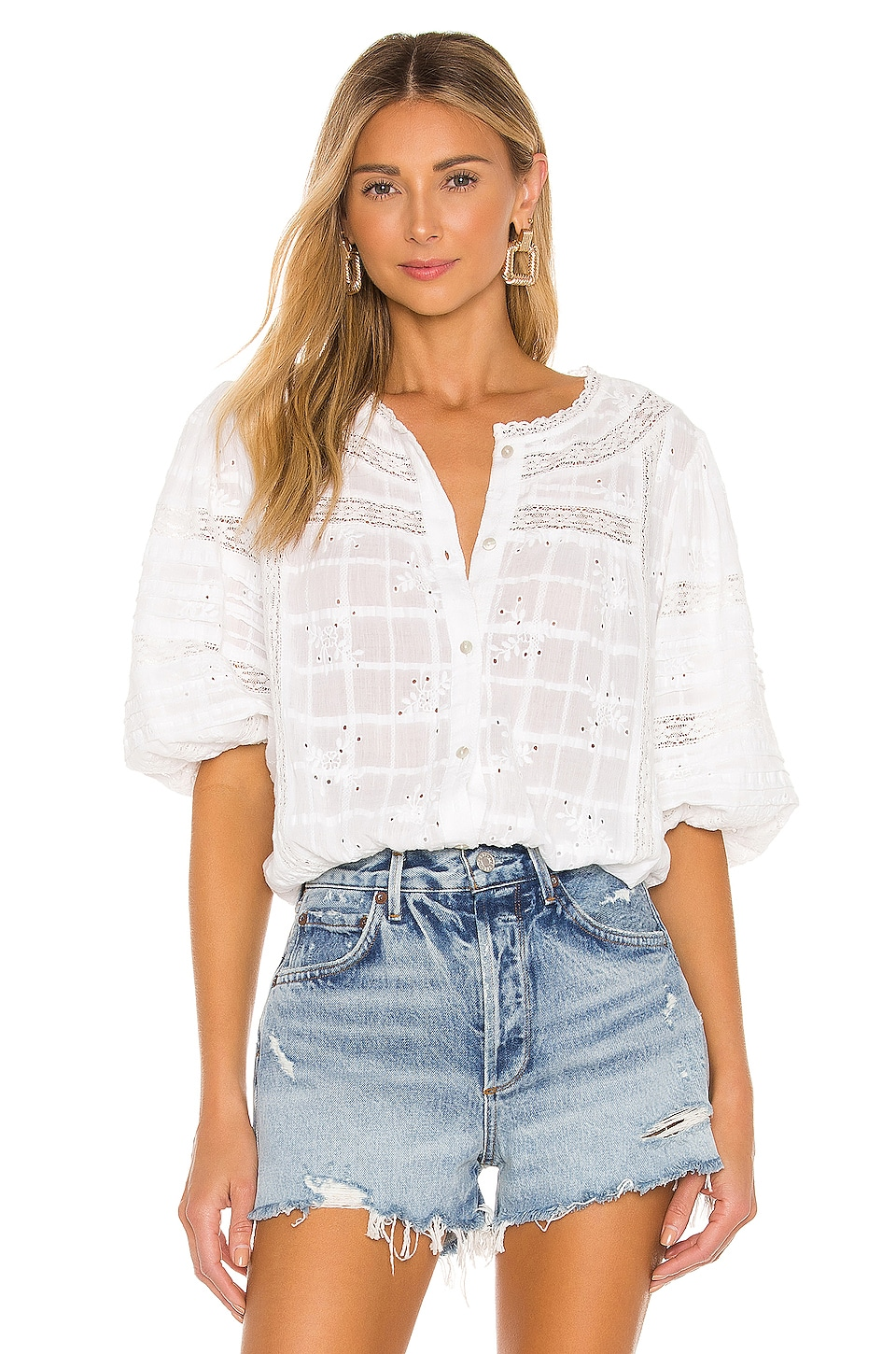 Country Lane Heirloom Blouse             Sanctuary                                                                                                       CA$ 167.11 10