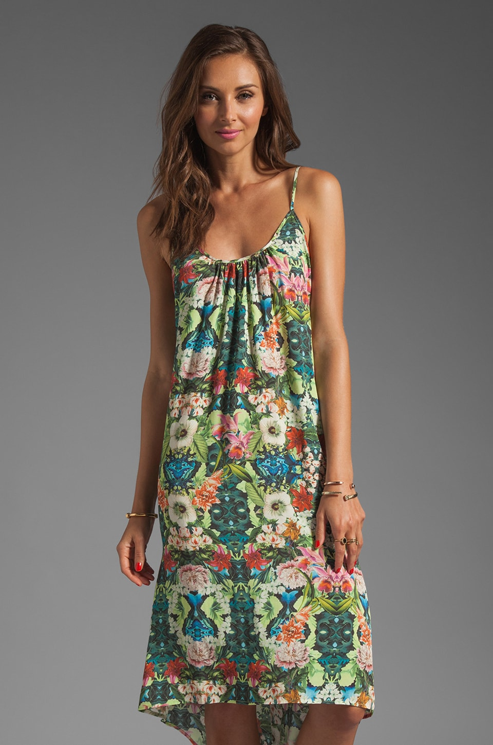 SAM&LAVI Blossom Dress in Leilani Print