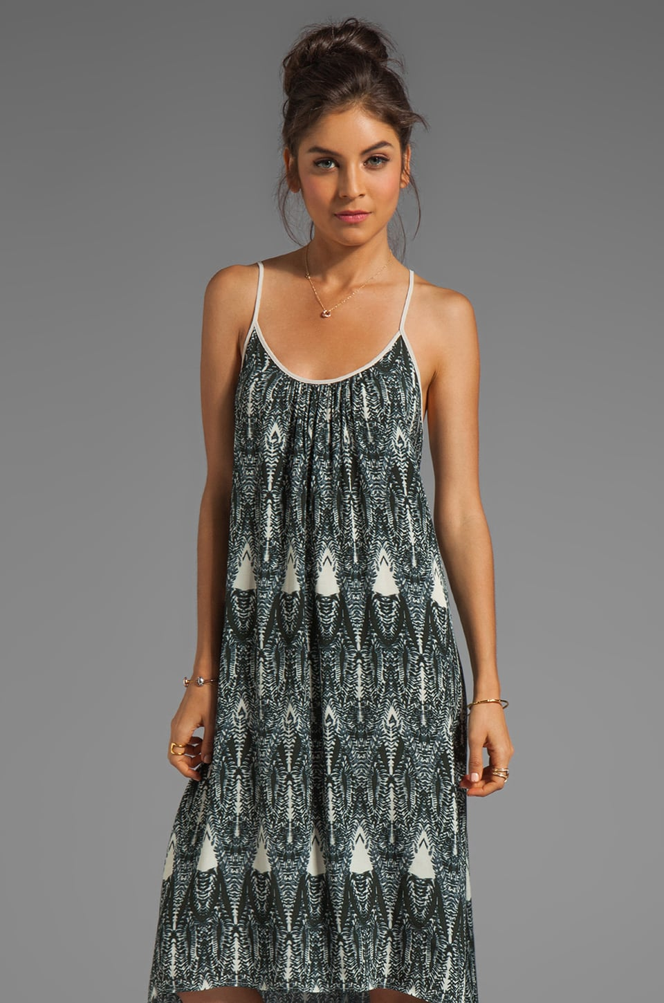 SAM&LAVI Bisa Dress in Jungelina Print