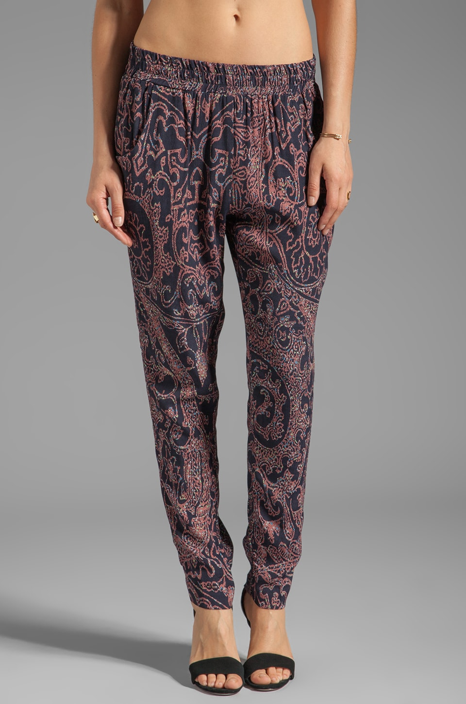 SAM&LAVI Junia Pants in Cathedral