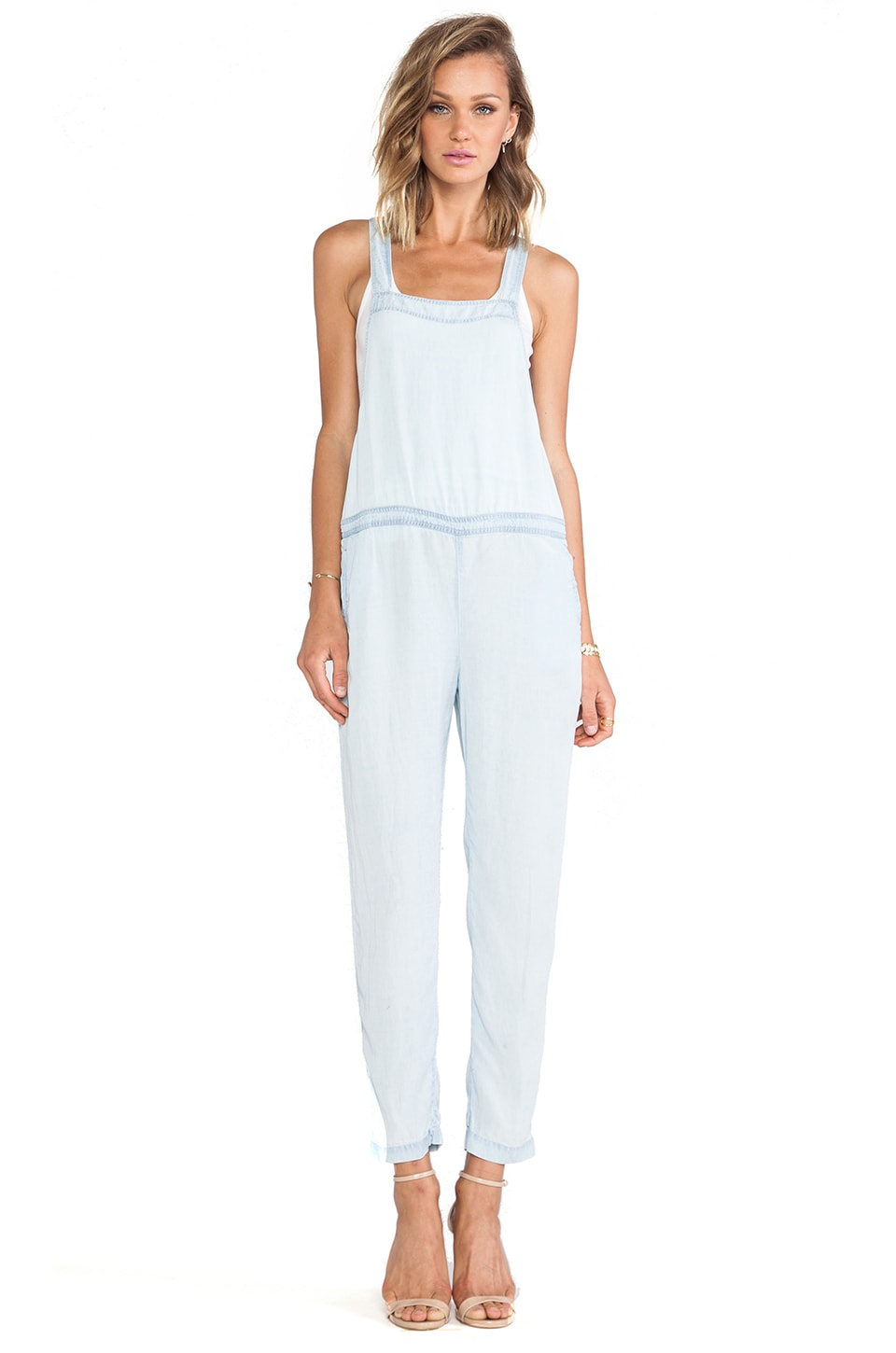 SAM&LAVI Whitney Jumpsuit in Indigo