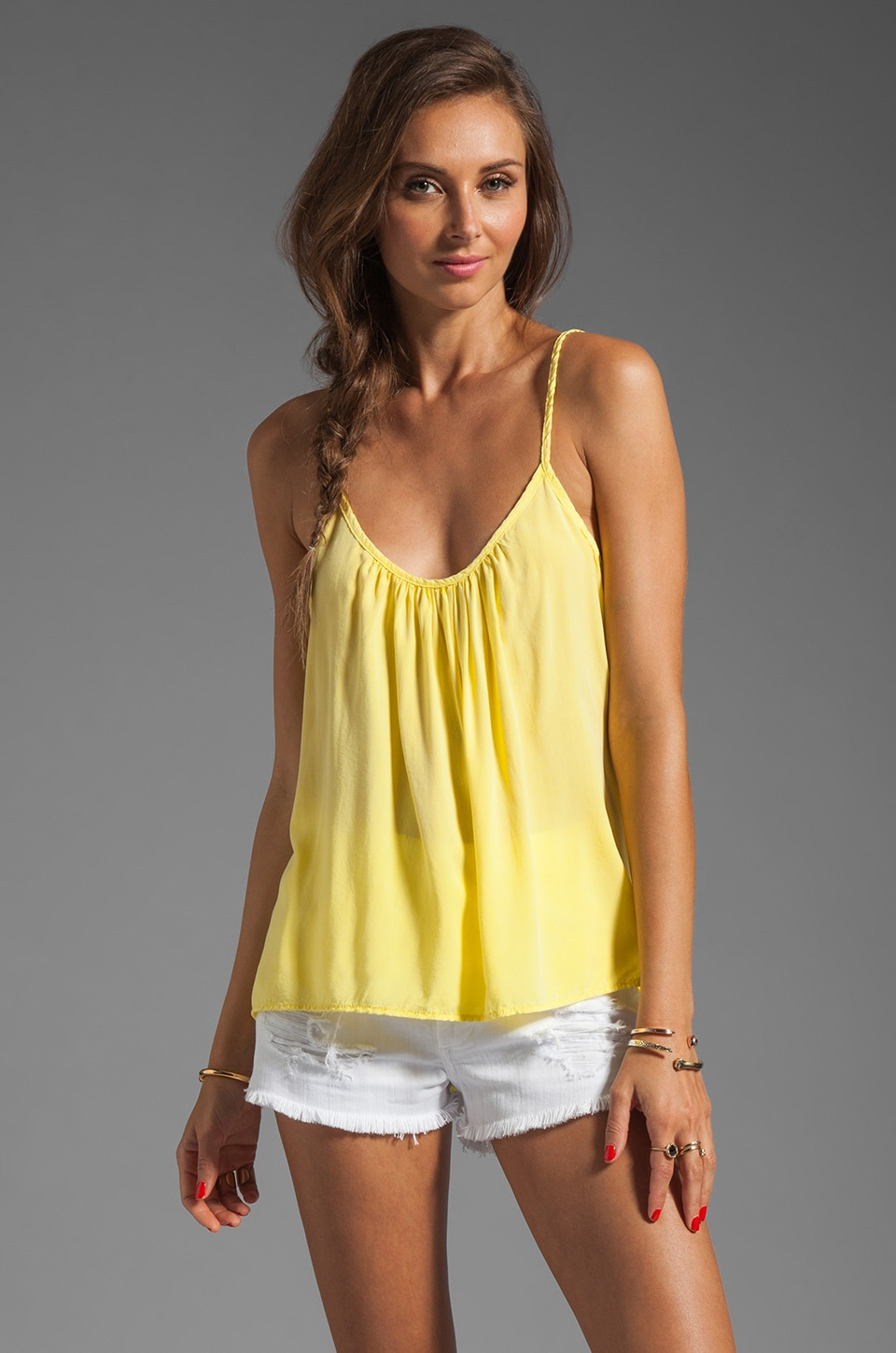SAM&LAVI Derant Tank in Light Yellow