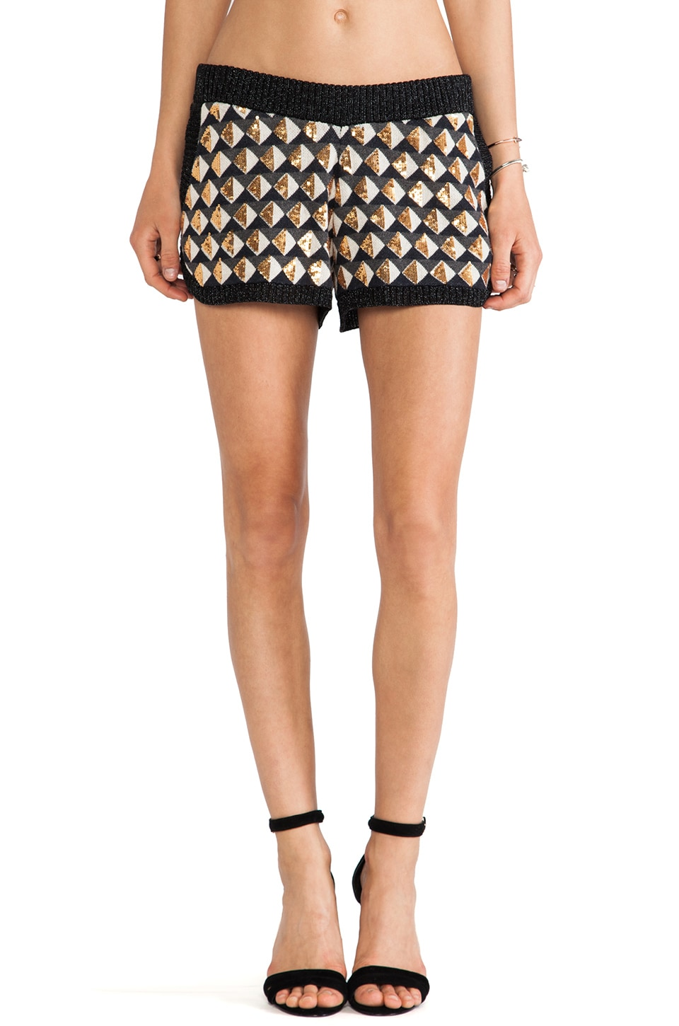Sass & Bide Tiny Creatures Short in French Navy