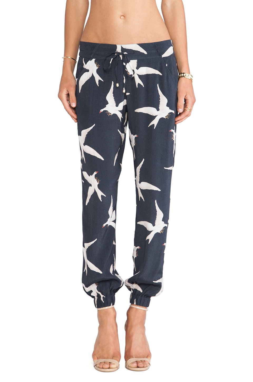 Sass & Bide Love Indeed Pants in French Navy