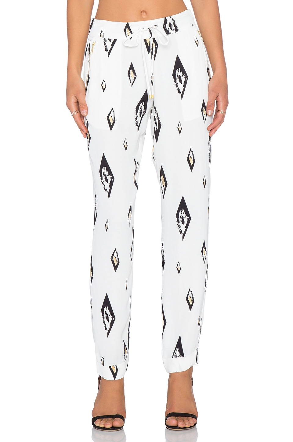 Sass & Bide Foreign Correspondent Pant in Print