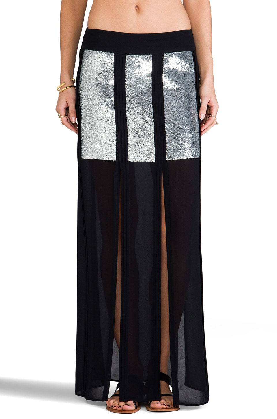 Sass & Bide Lift-Off Skirt in French Navy