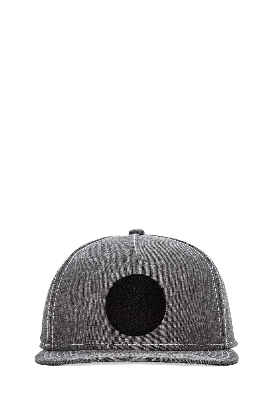 SATURDAYS NYC Stanley Oxford Hat in Black