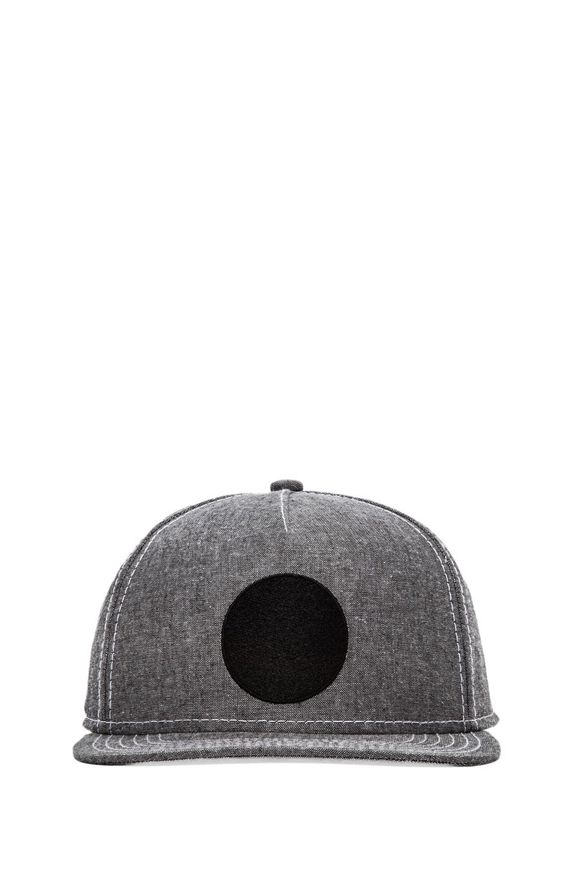 SATURDAYS NYC Stanley Oxford Hat in Black