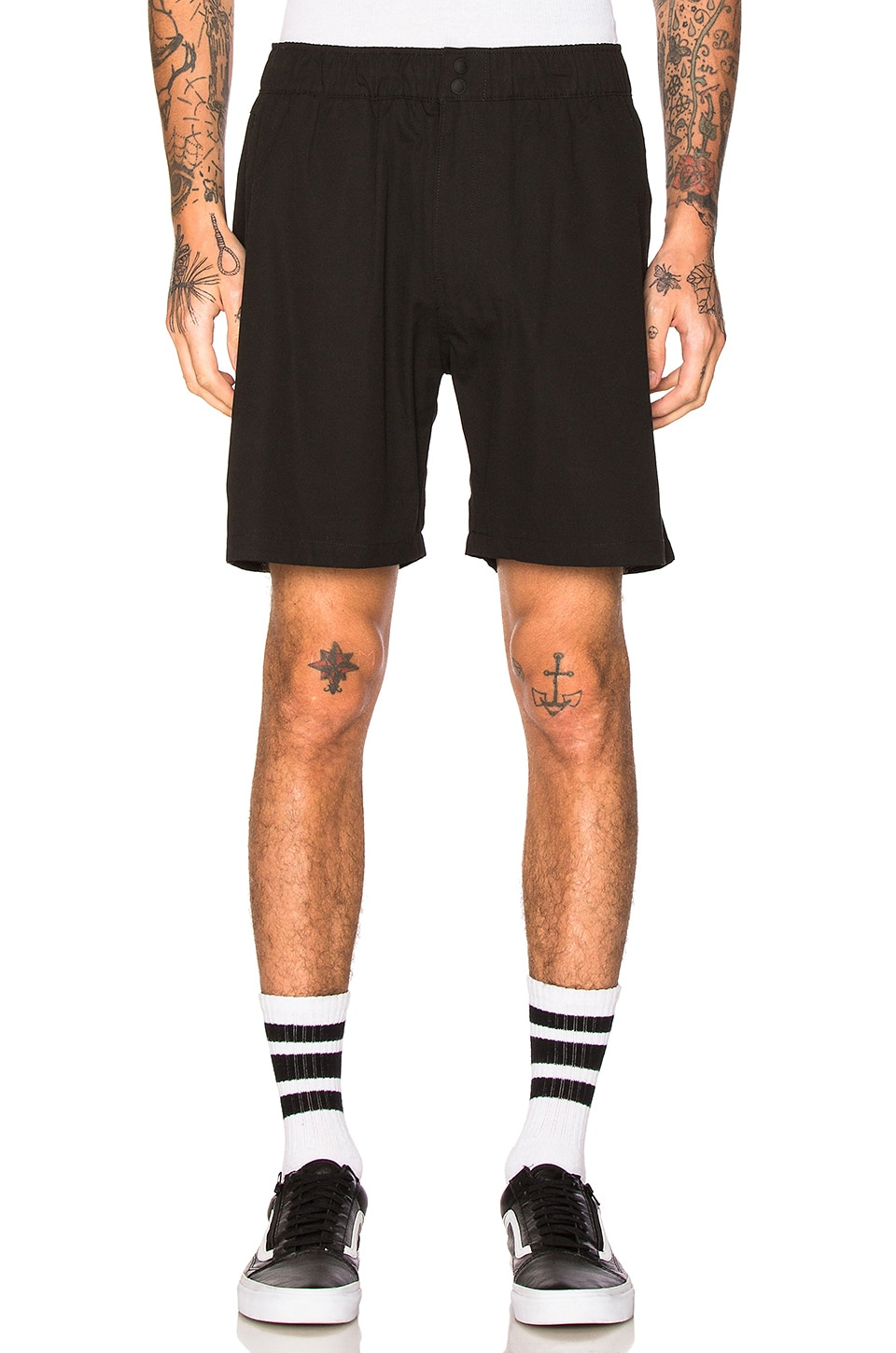 Trent Shorts by SATURDAYS NYC