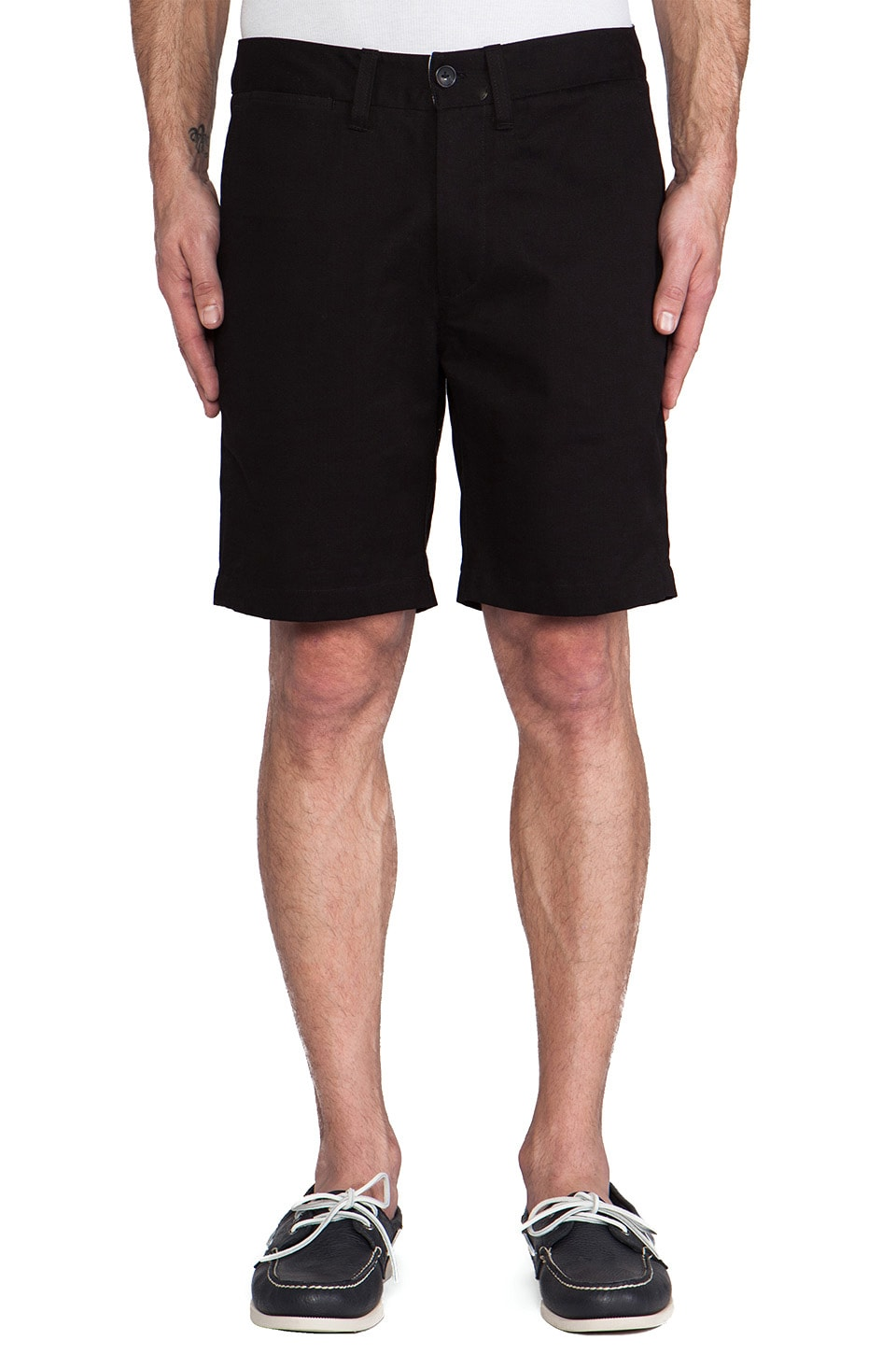 SATURDAYS NYC Tommy Chino Short in Black