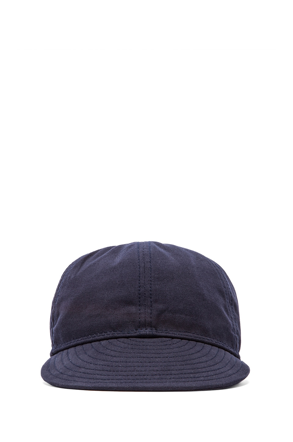 SATURDAYS NYC Field Hat in Navy