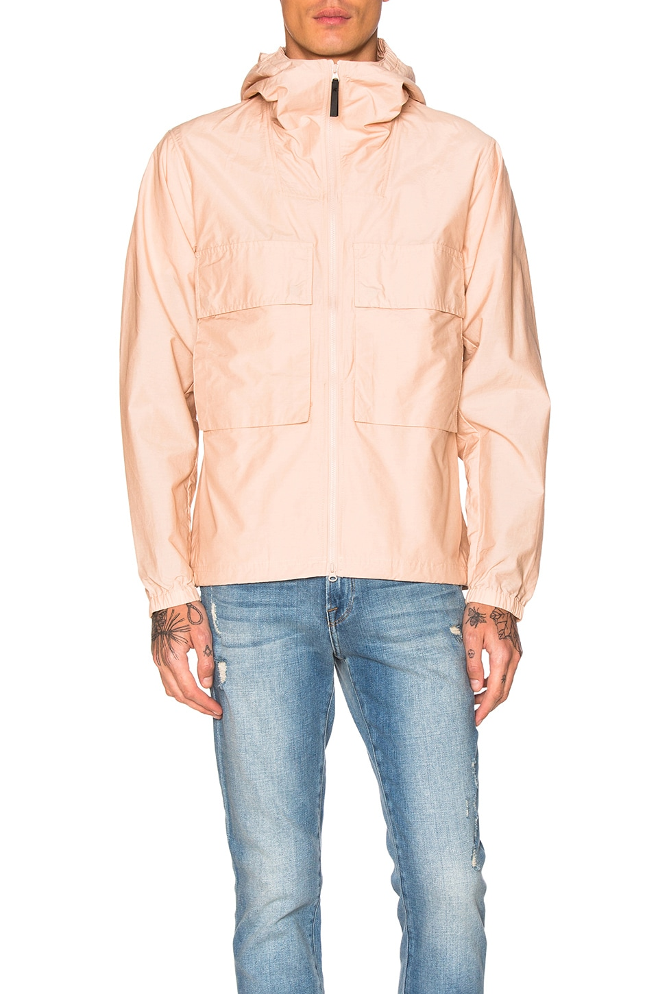 Travis Windbreaker by SATURDAYS NYC