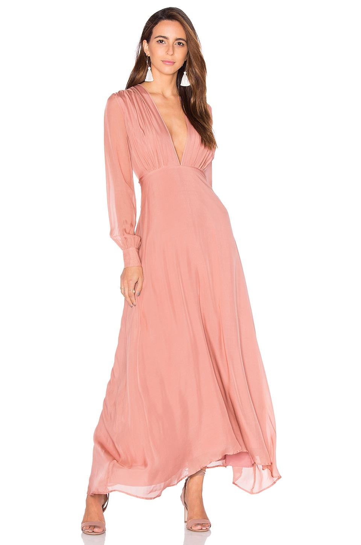 SAU Vera Gown in Nude
