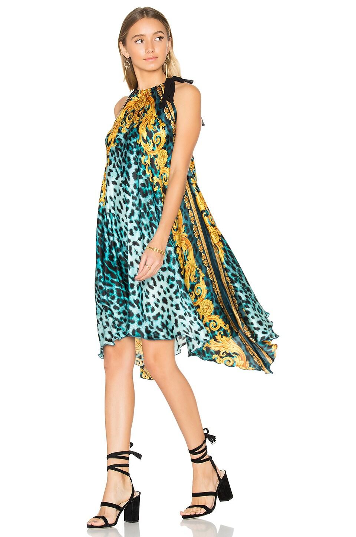 Silk Palazzo Dress by Sauvage