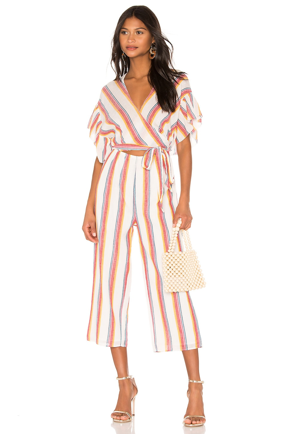 SAYLOR Nneka Jumpsuit in Multi