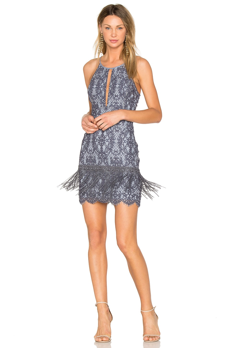 SAYLOR Julie Dress in Blue