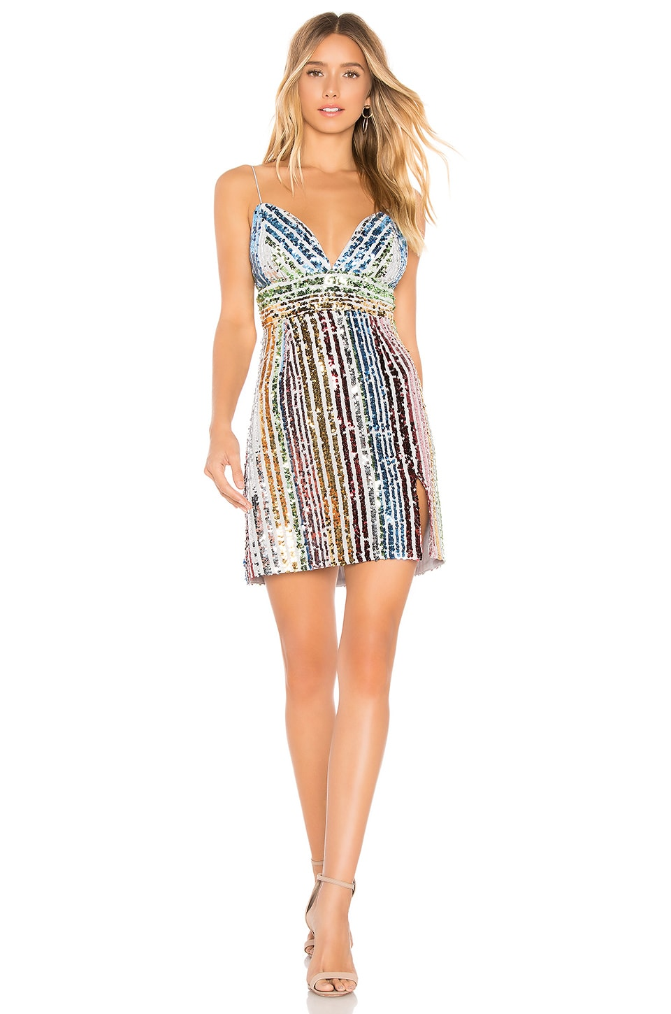 SAYLOR Tracy Dress in Multi