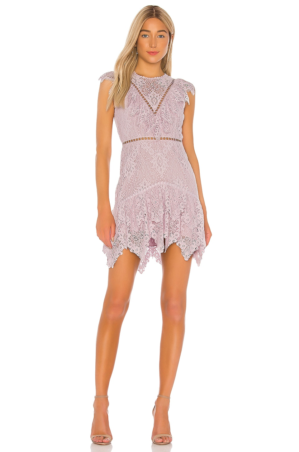 SAYLOR Kerry Dress in Orchid
