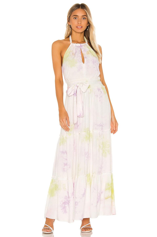 SAYLOR Emmeline Dress in Multi