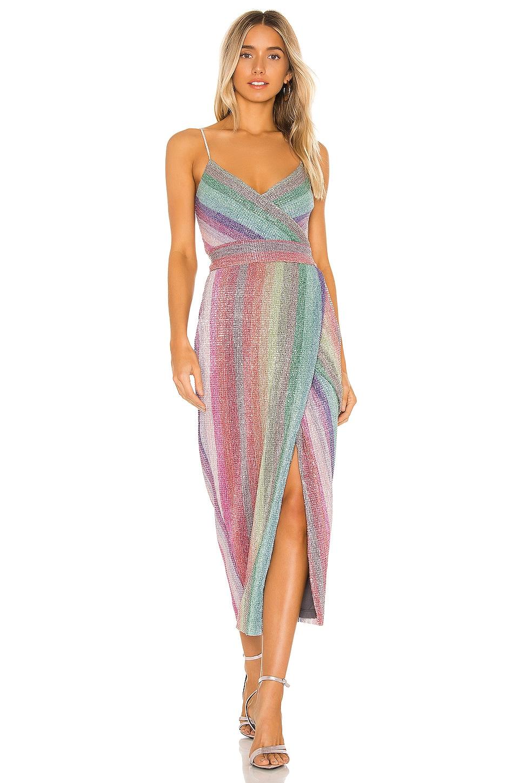 SAYLOR Meghan Dress in Multi