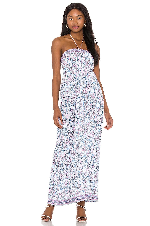 SAYLOR Topanga Maxi Dress in Multi