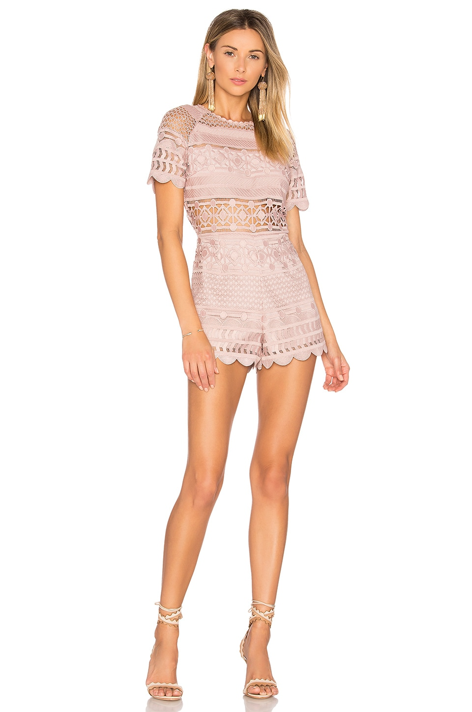 Shannon Romper by Saylor