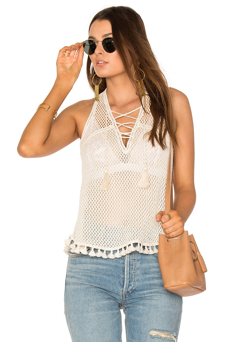 Kendra Top by Saylor
