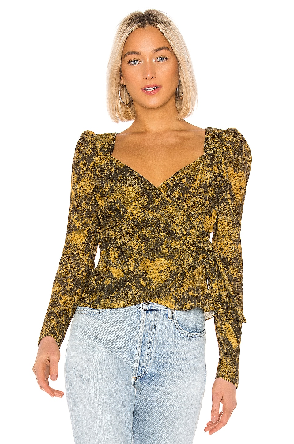 Saylor Accessories Leonie Blouse