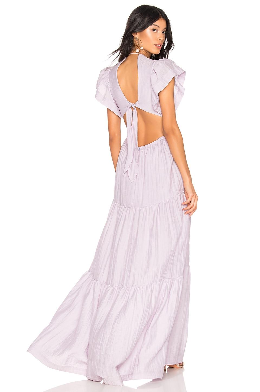 Sabina Musayev Cecilia Dress in Lilac