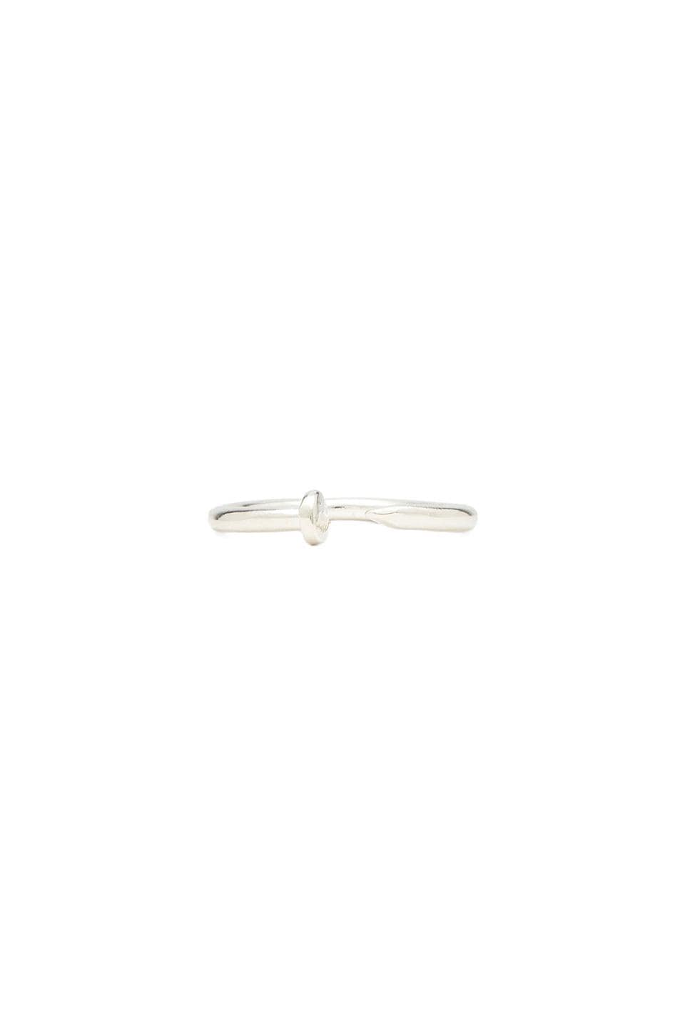 Stella and Bow Karen O Chandler Ring in Silver