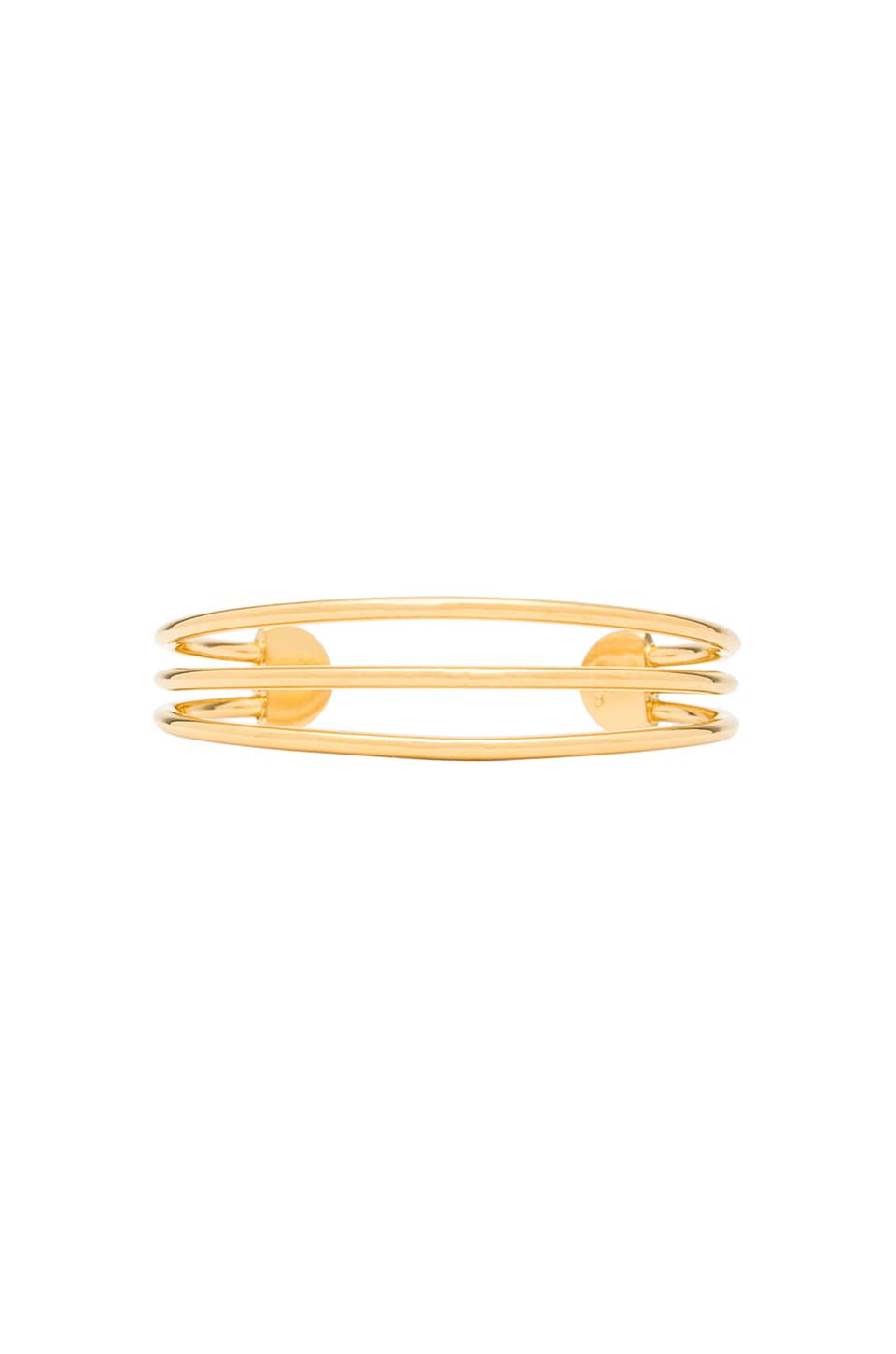 Stella and Bow Venice Cuff in Gold