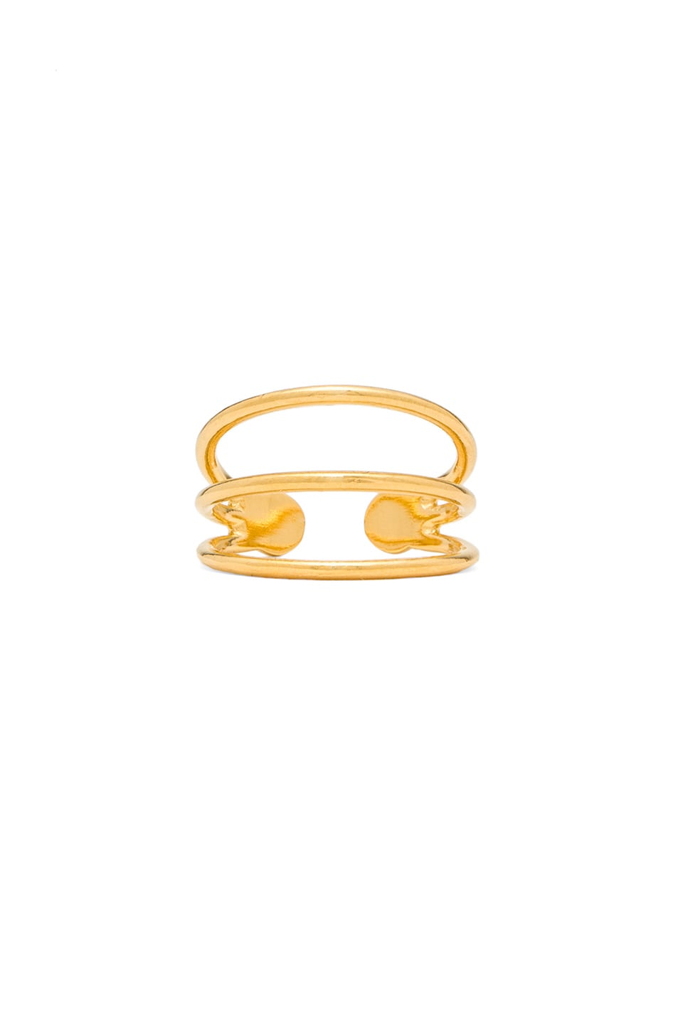 Stella and Bow Venice Ring in Gold