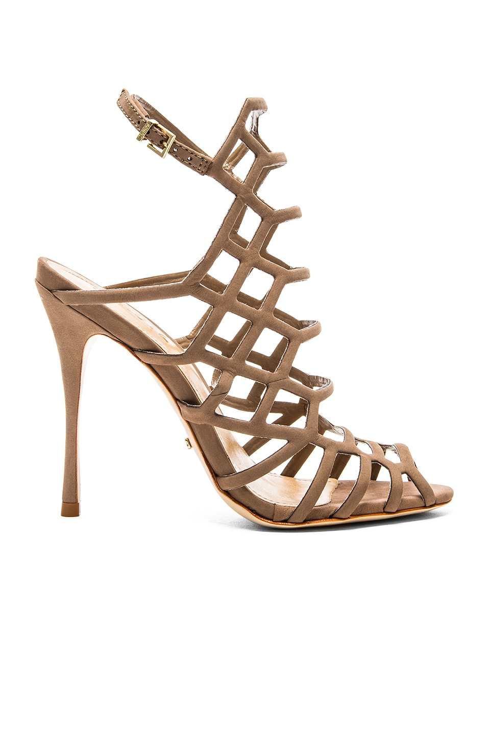 Schutz Juliana Heel in Neutral