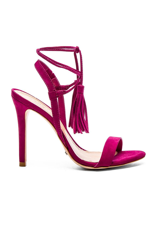 Schutz Maggie Heel in True Pink