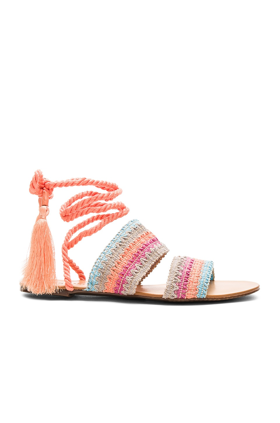 Schutz Zendy Sandal in Multi