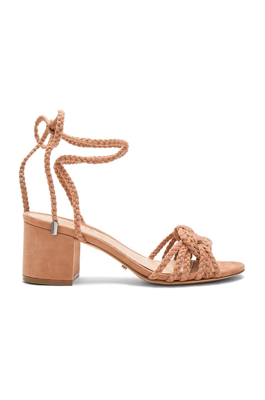 Schutz Marlie Sandal in Toasted