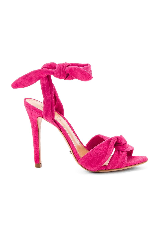 Schutz Monia Heel in Rose Pink