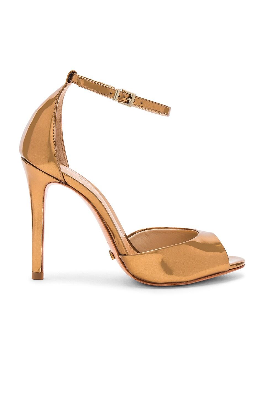 Schutz Saasha Lee Heel in Bronze