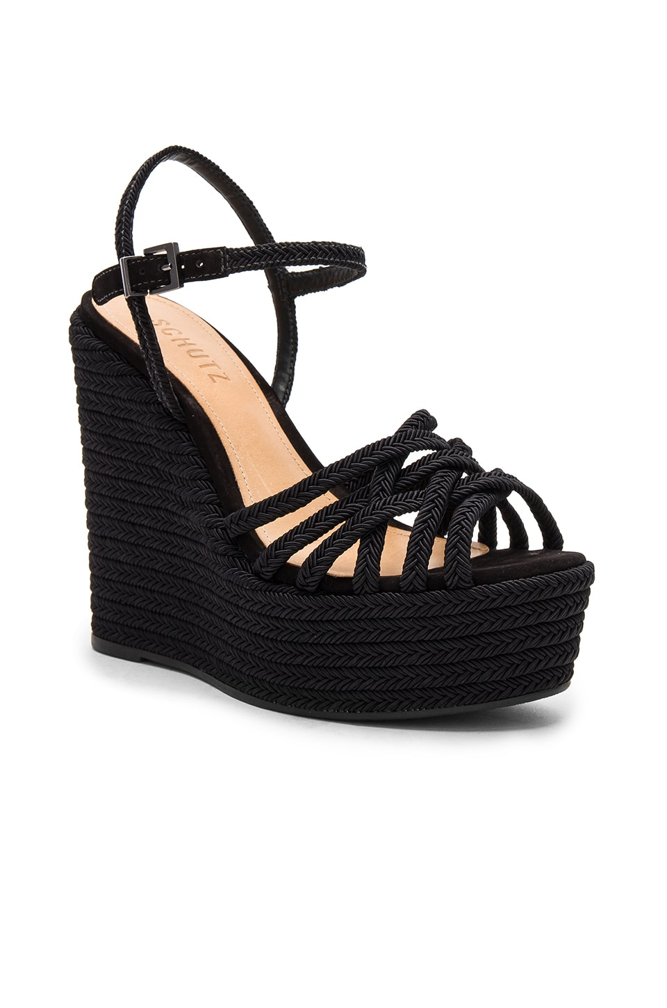 Schutz Leandrea Wedge VMTIhQK