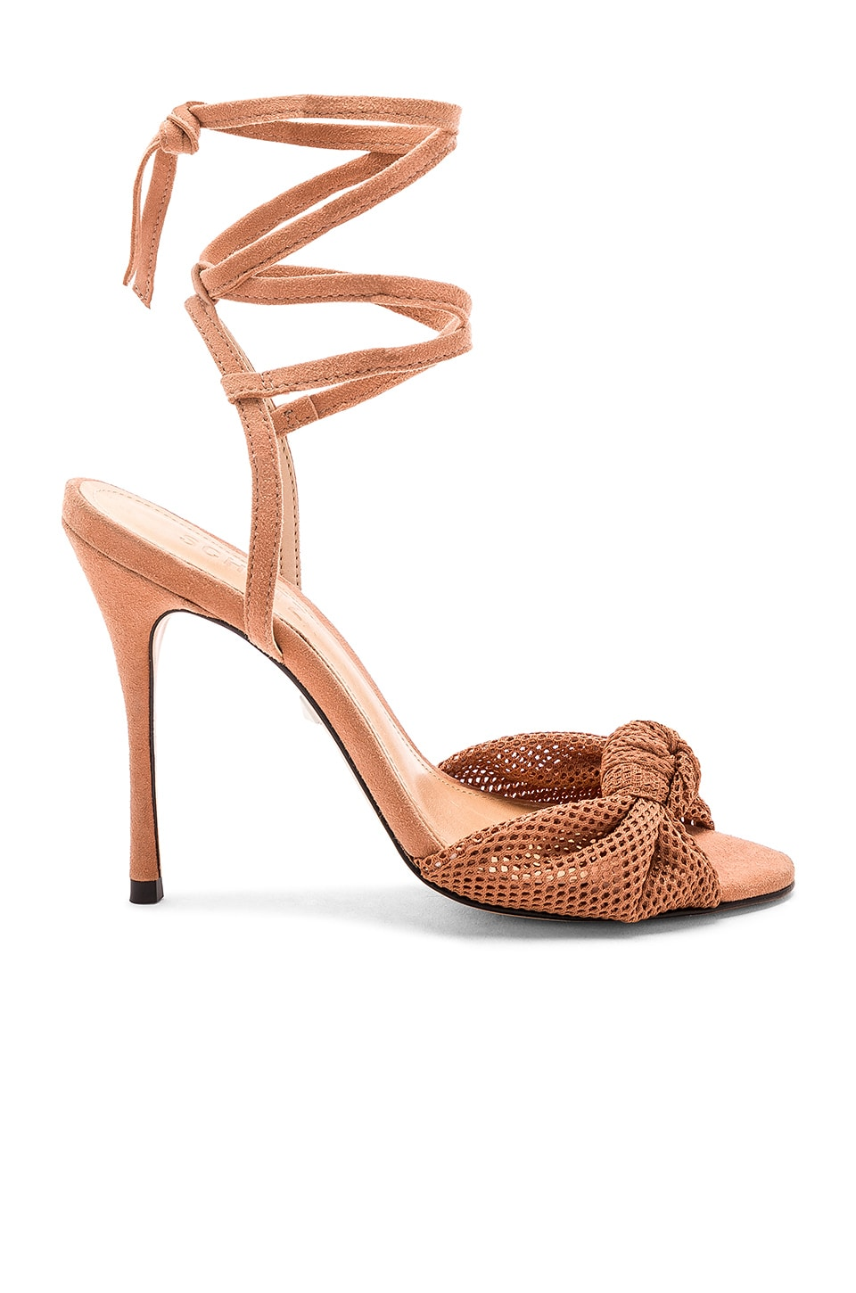 Schutz Aurore Sandal in Toasted Nut