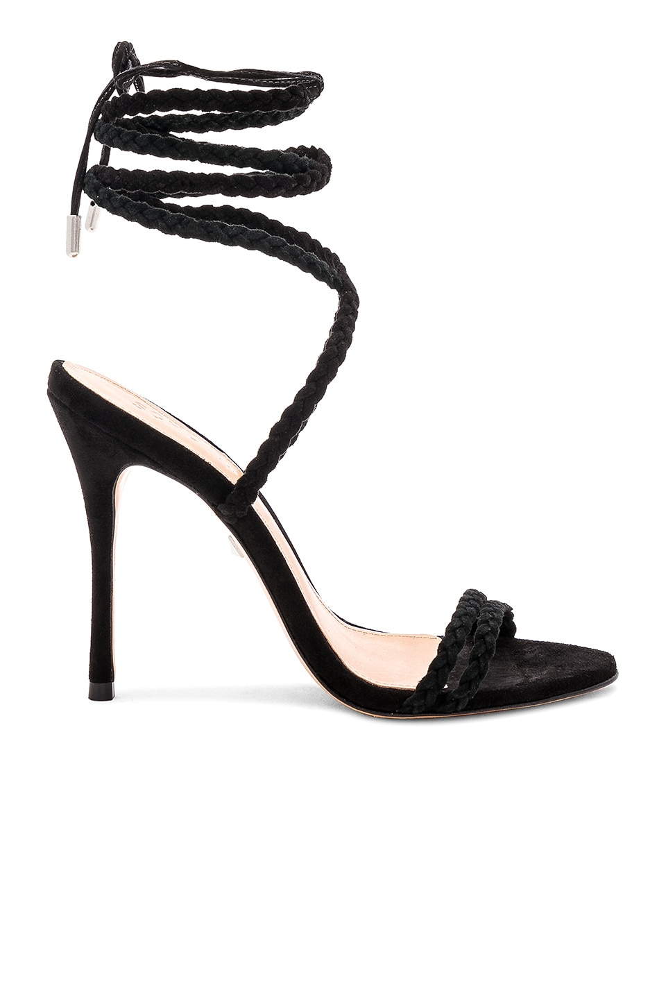 Schutz Lany Sandal in Black